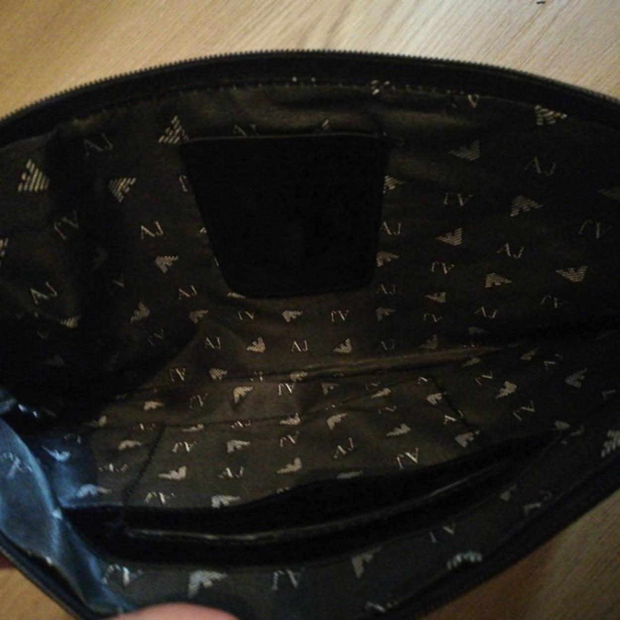 Armani Jeans Portföy/El çantası