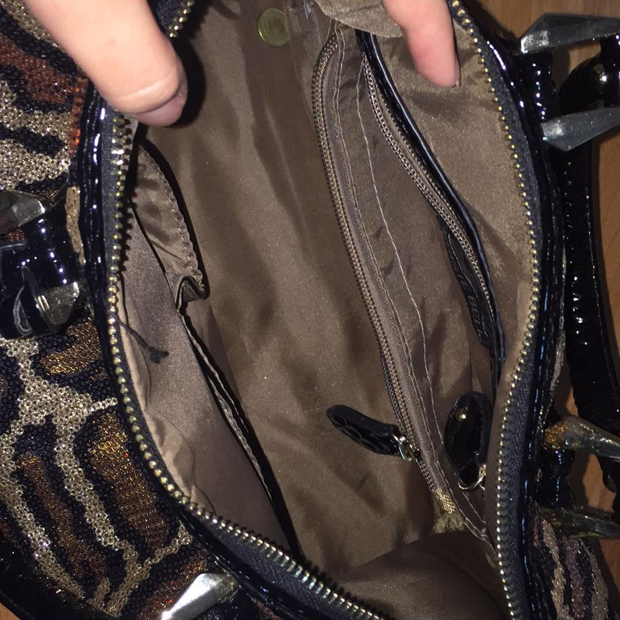 Kriste Bell Portföy/El çantası