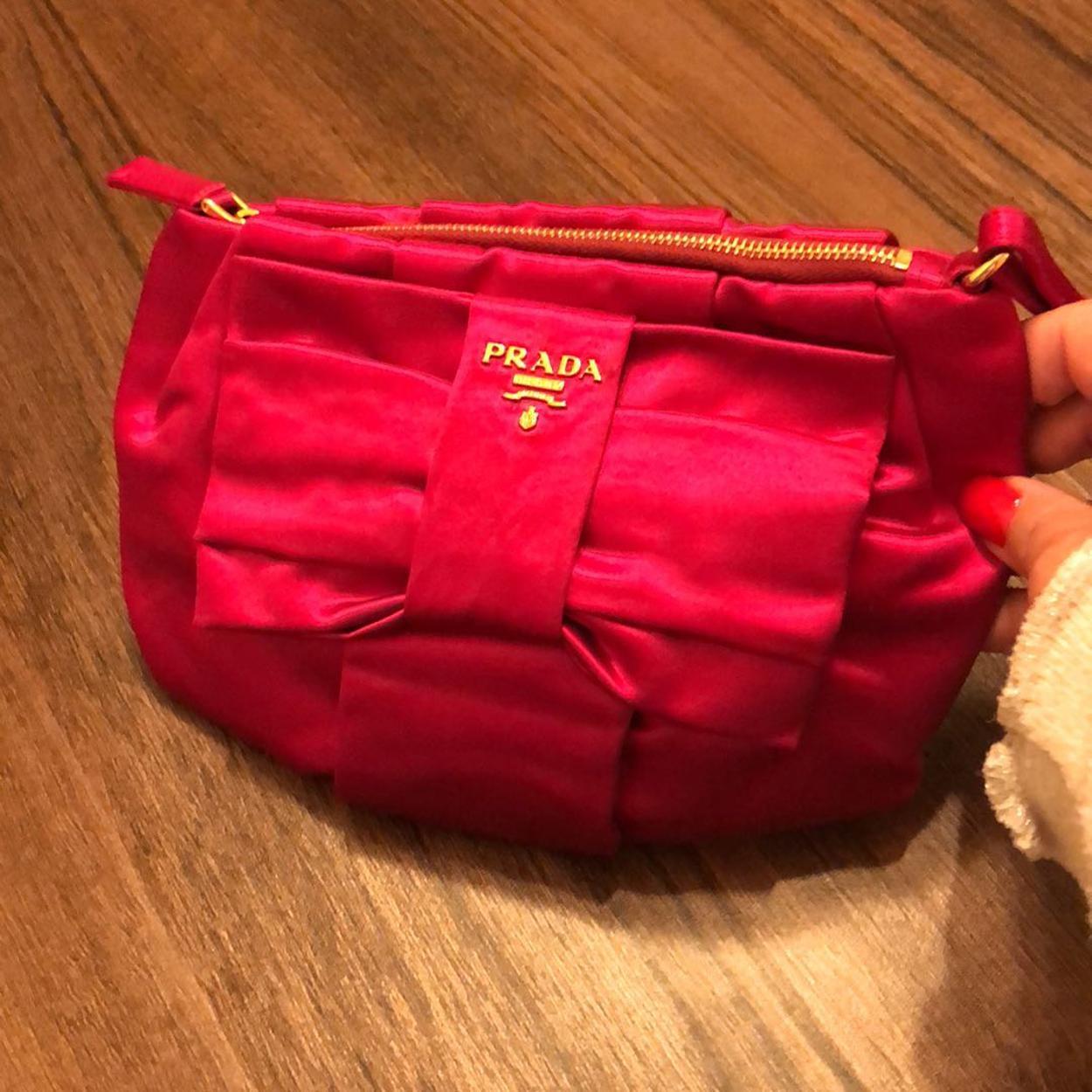 Prada Portföy/El çantası
