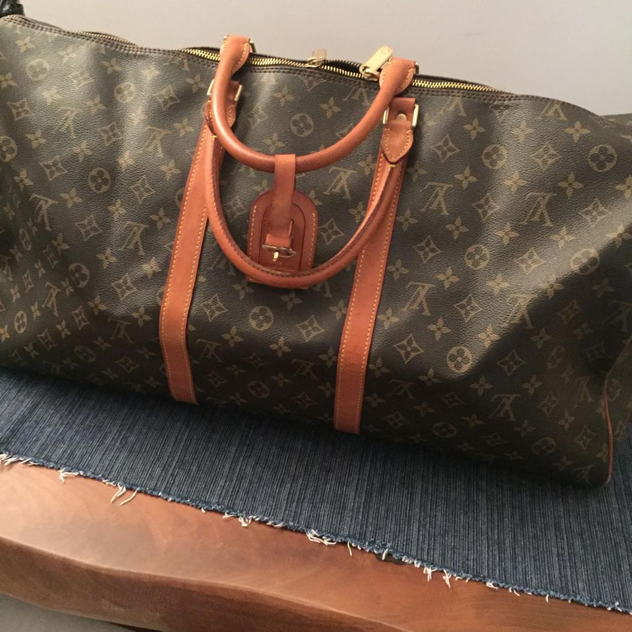 Louis Vuitton Seyahat çantası