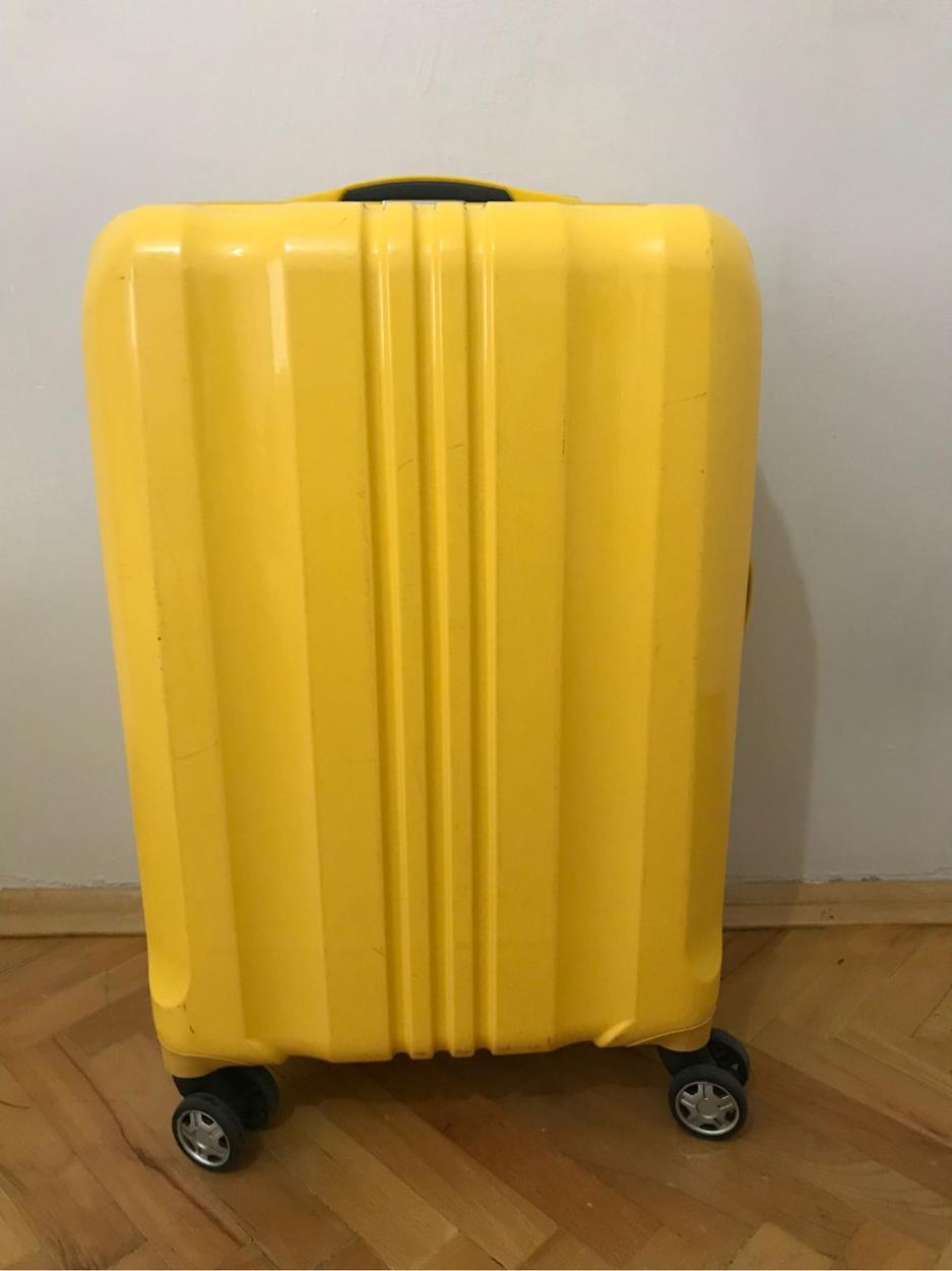 Matmazel Seyahat çantası