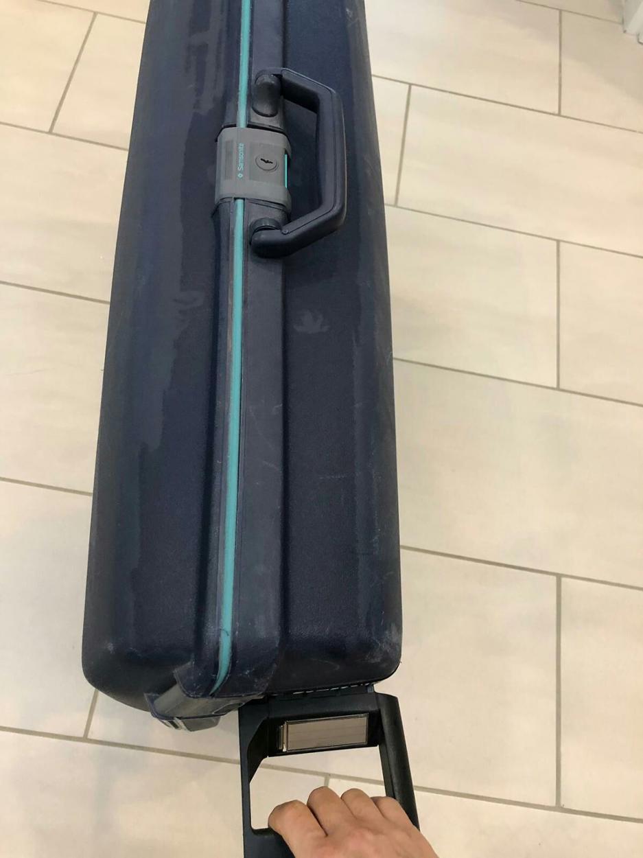 Samsonite Seyahat çantası