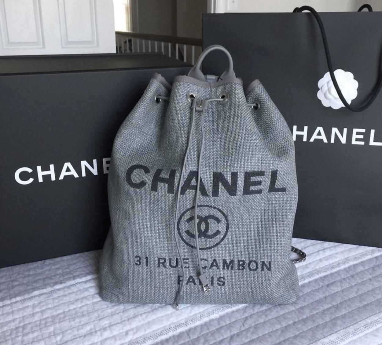 Chanel Sırt çantası