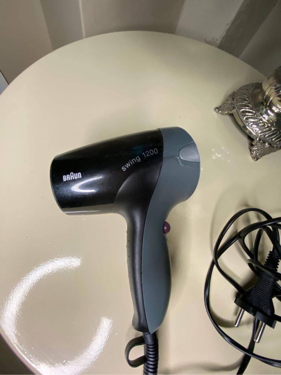 Braun Saç Kurutma Makinesi