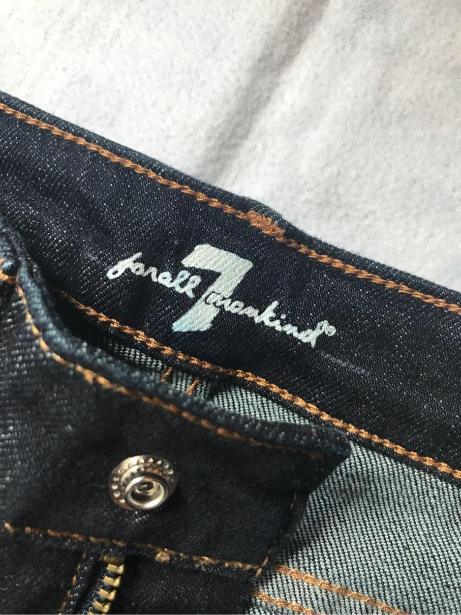 7 For All Mankind Şort