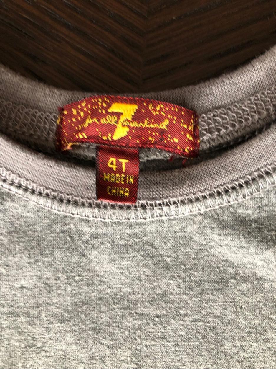 7 For All Mankind Tshirt & Body