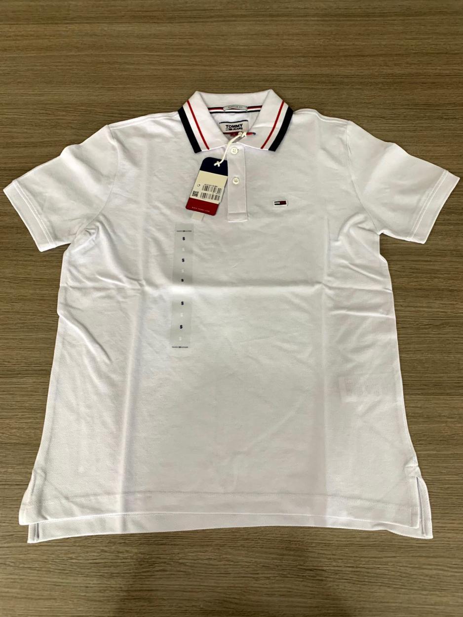 Tommy Hilfiger Polo Yaka T-shirt