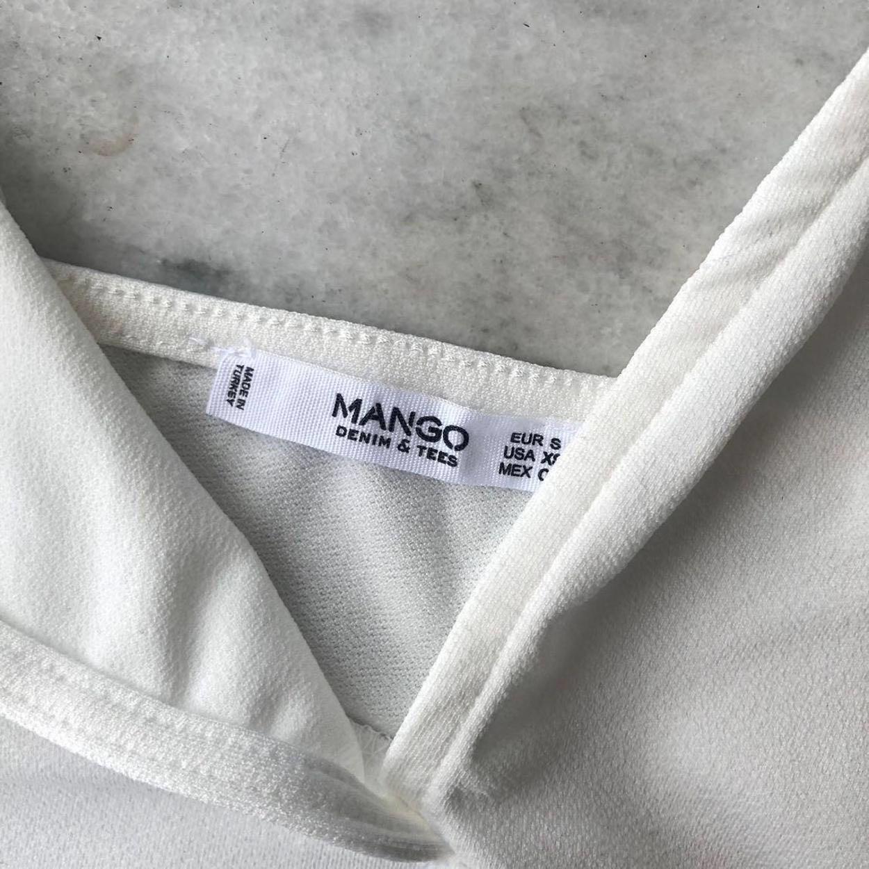 Mango Büstiyer