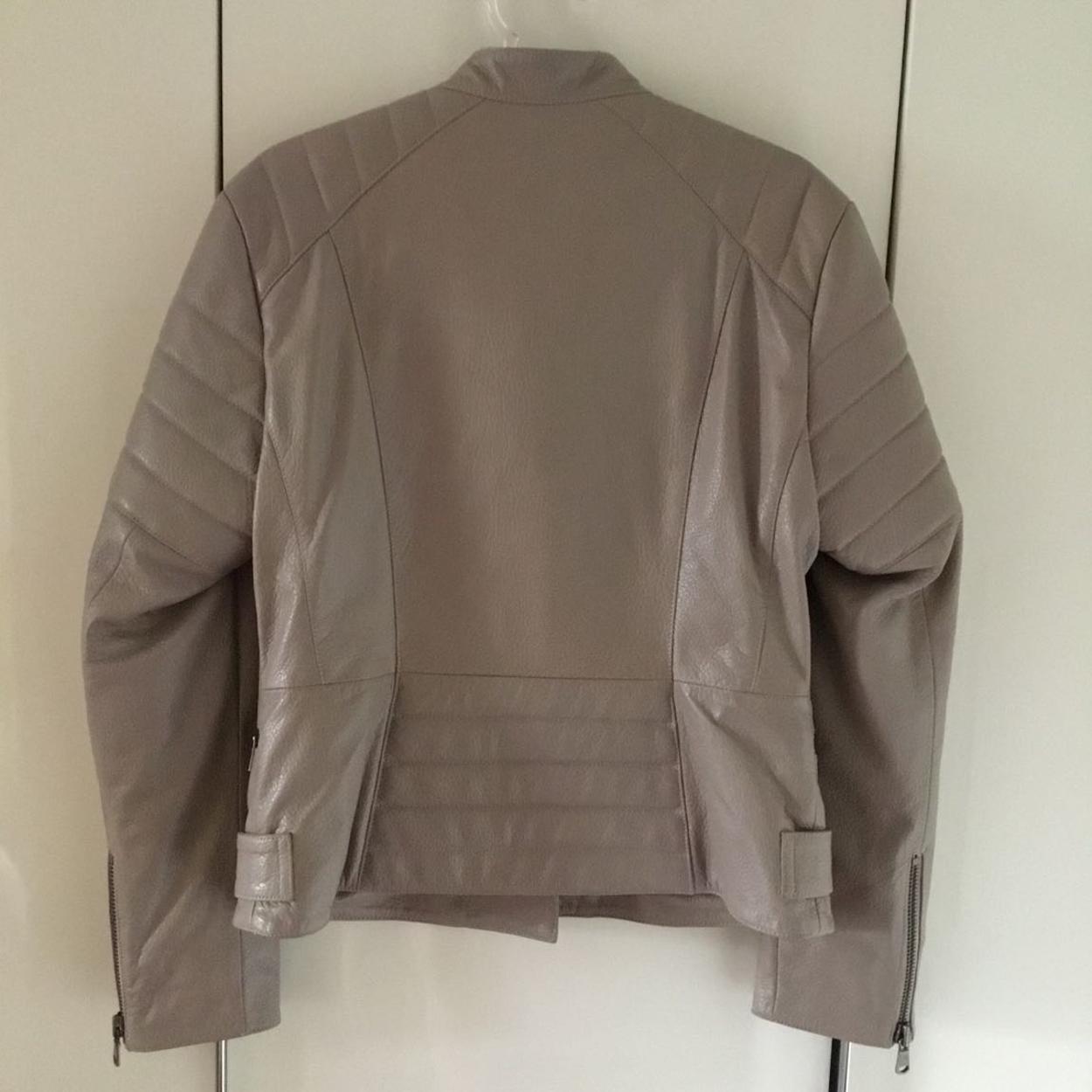Belstaff Deri ceket