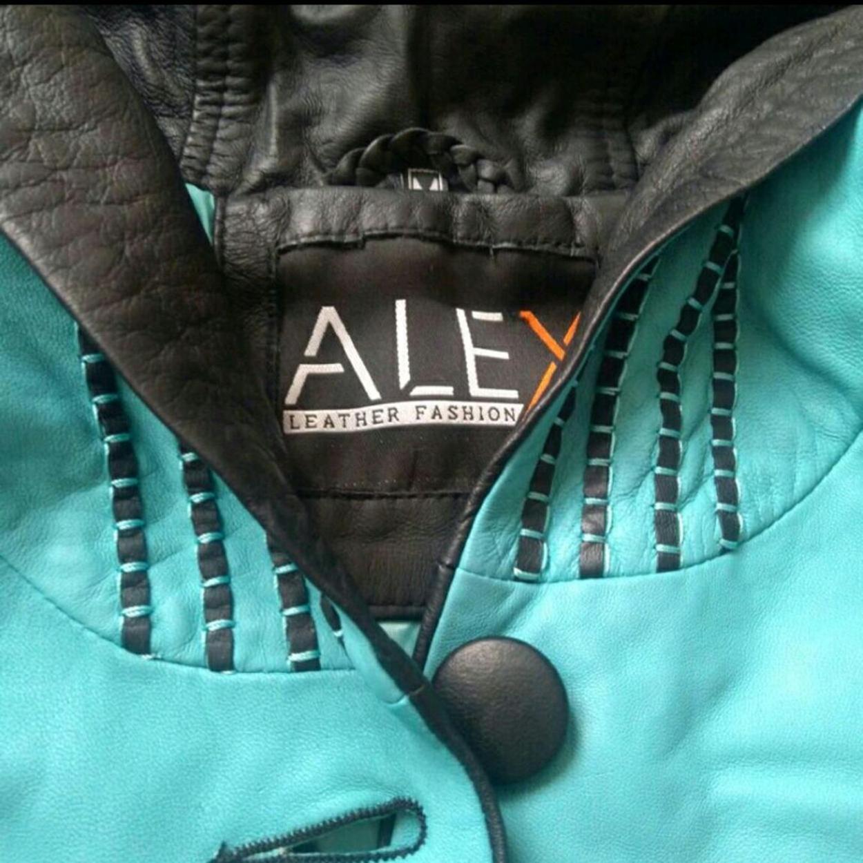 Alexander Wang Deri ceket