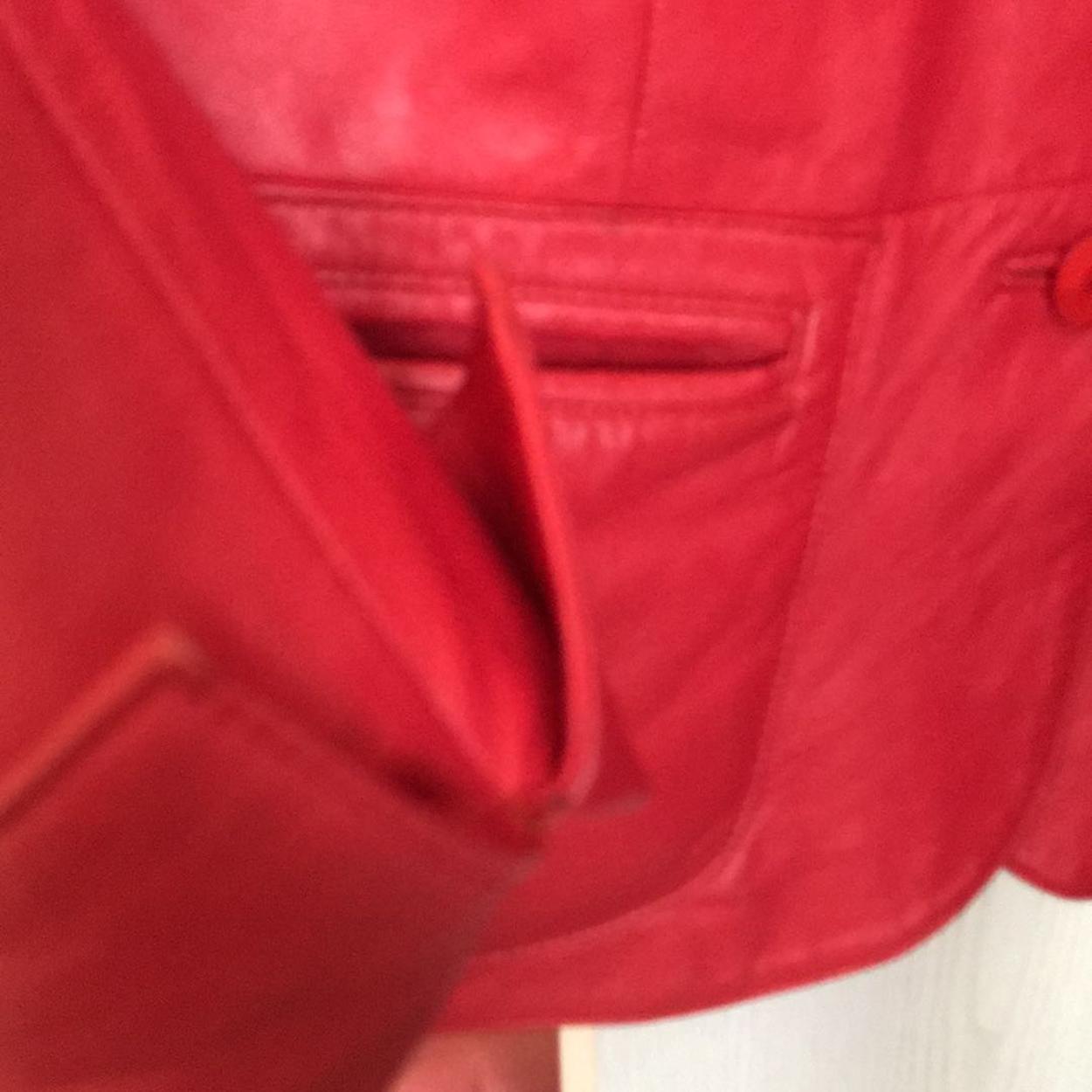 Diğer Deri ceket