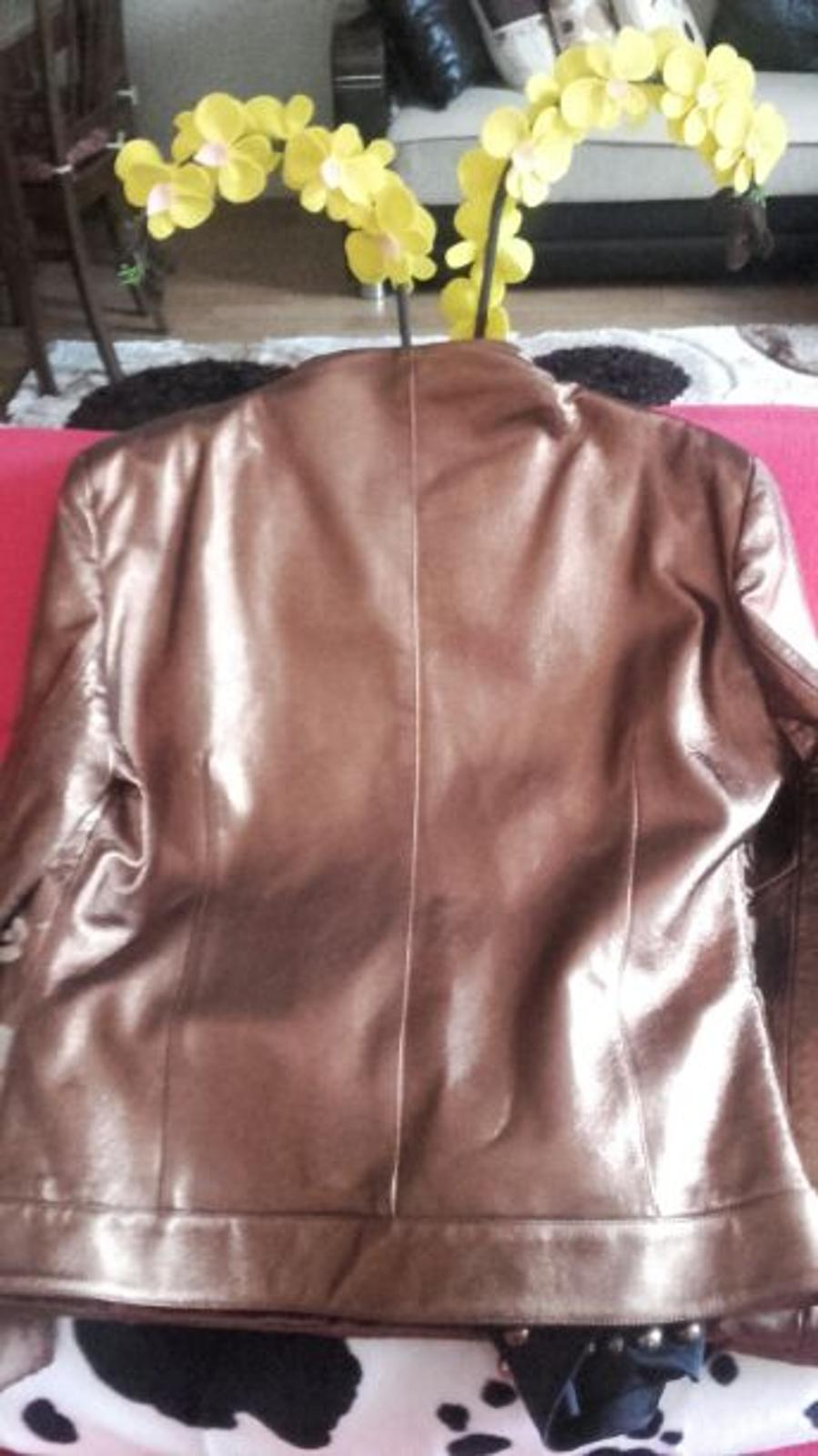Balizza Deri ceket