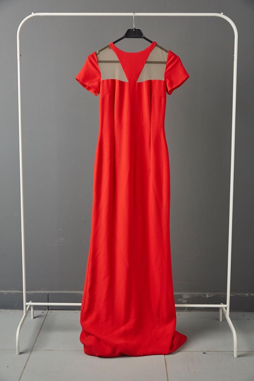 Melih Yazgan Gece elbisesi