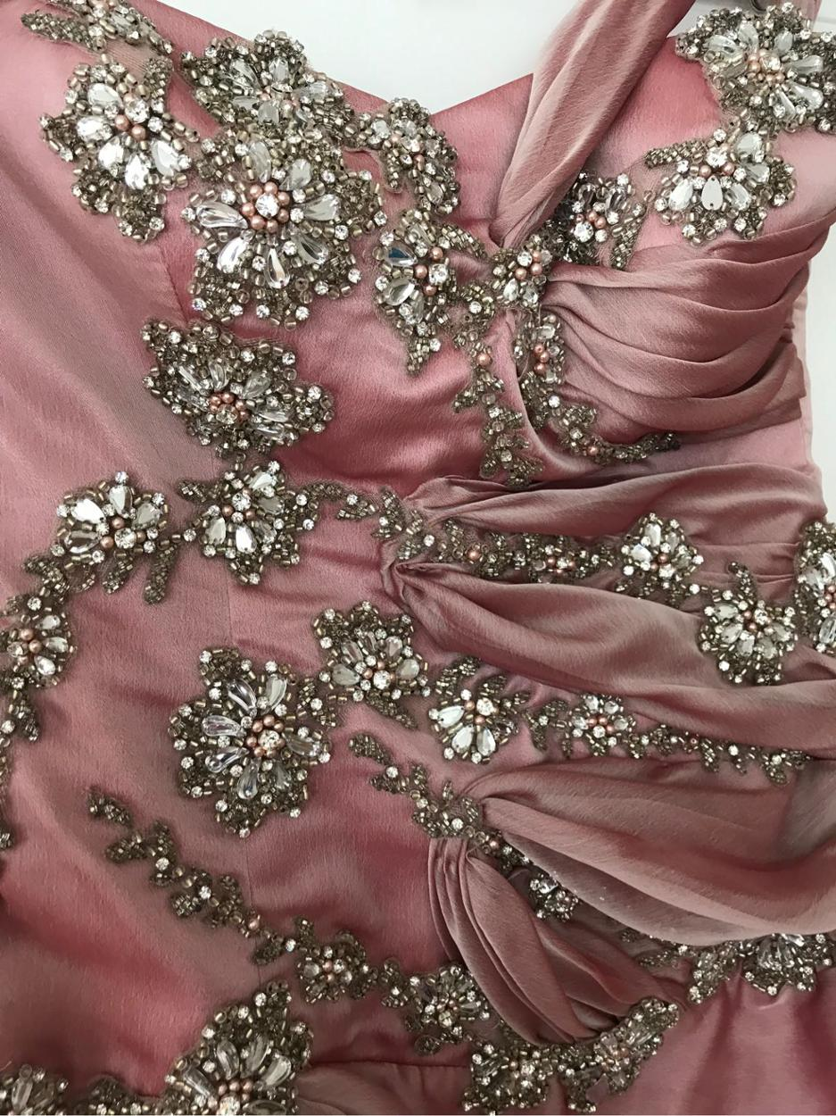 Relactive Gece elbisesi