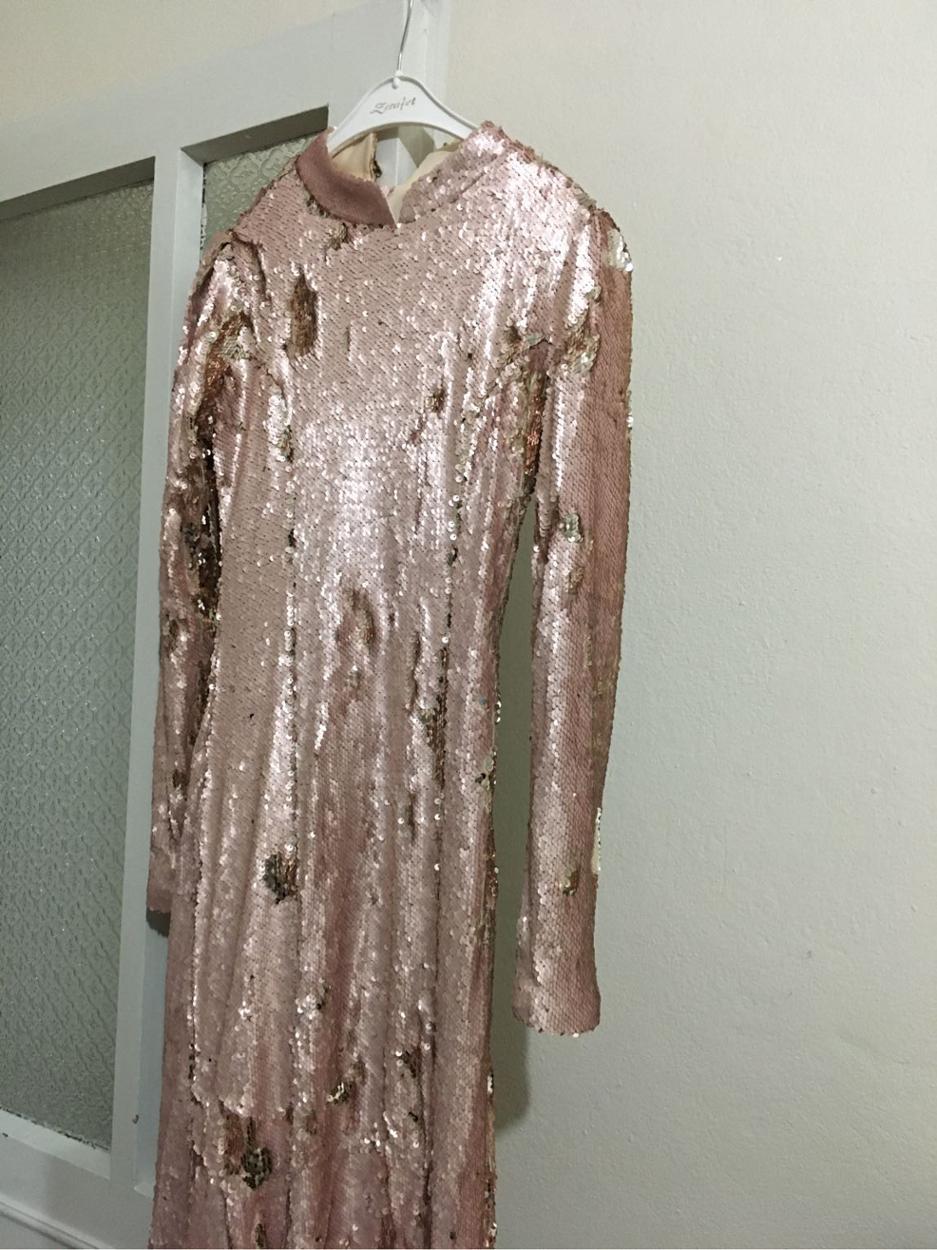 Minel Aşk Gece elbisesi