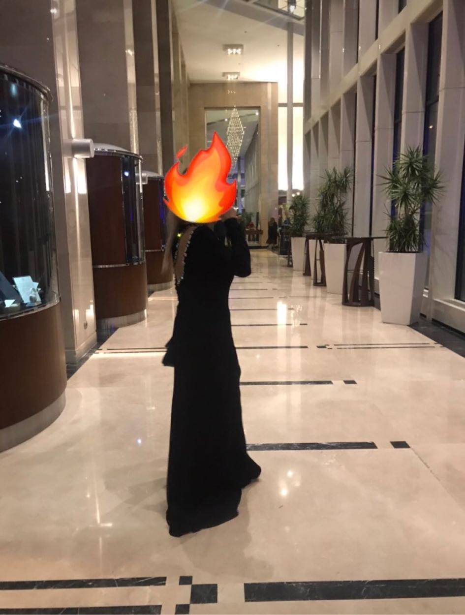 Nicole Farhi Gece Elbisesi