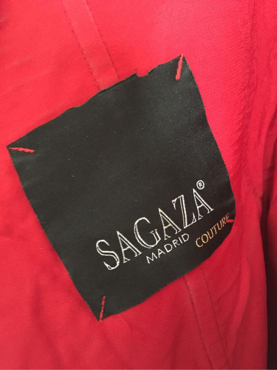 Sagaza Madrid Gece elbisesi