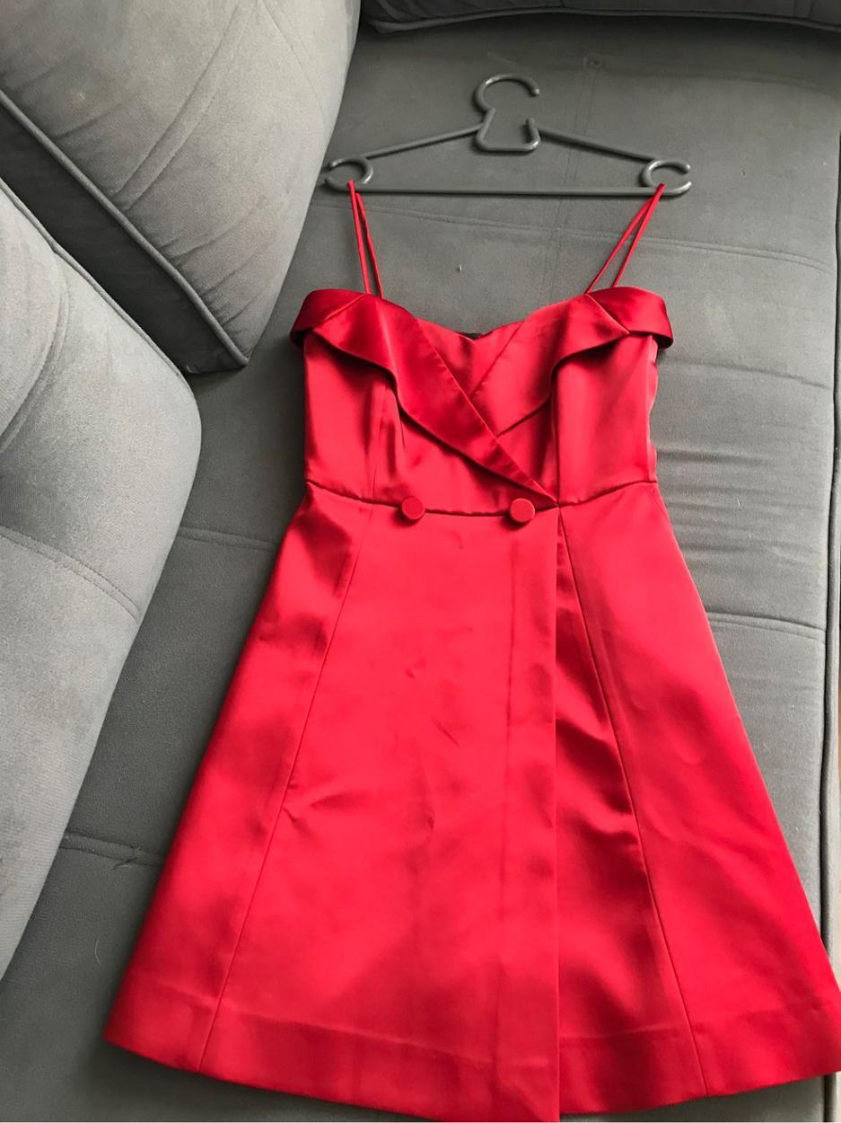 Zara Gece elbisesi