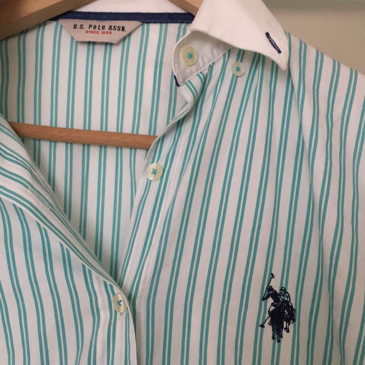 US Polo Gömlek