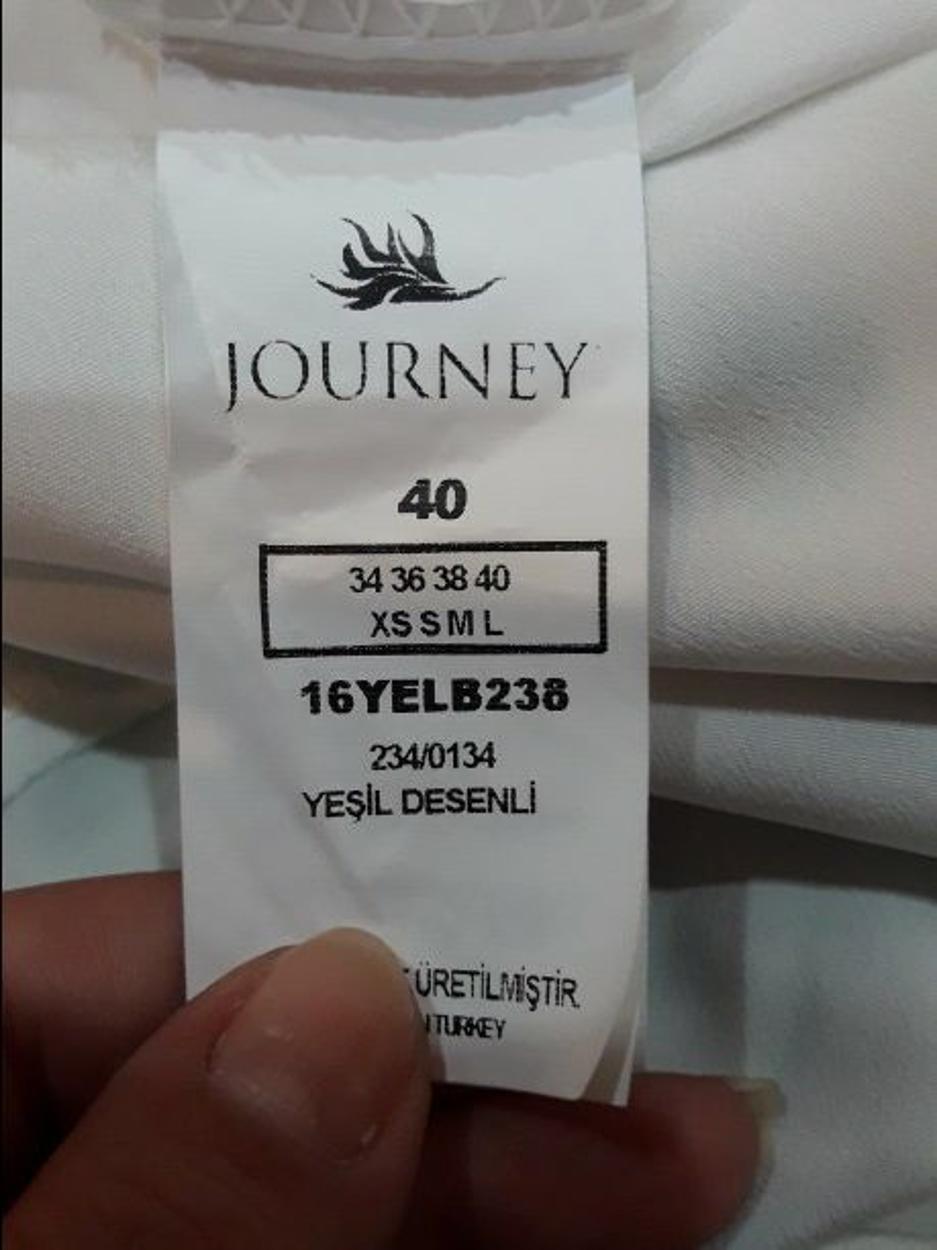 Journey Günlük elbise