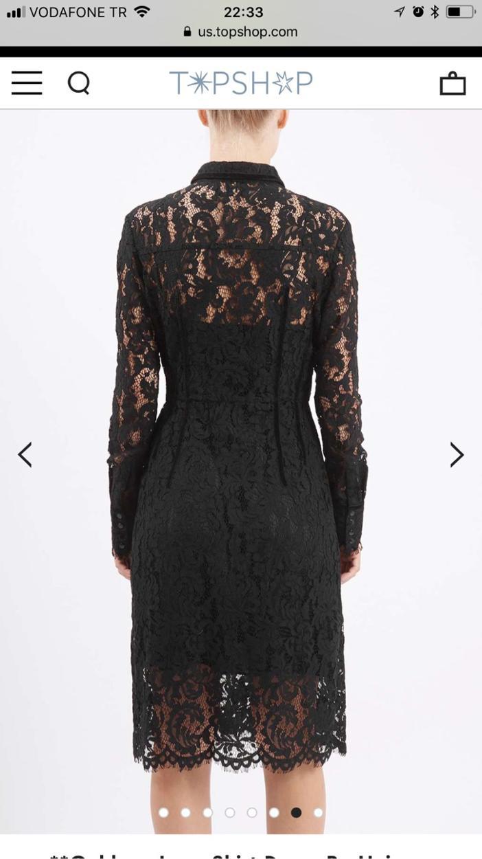 Unique Günlük elbise