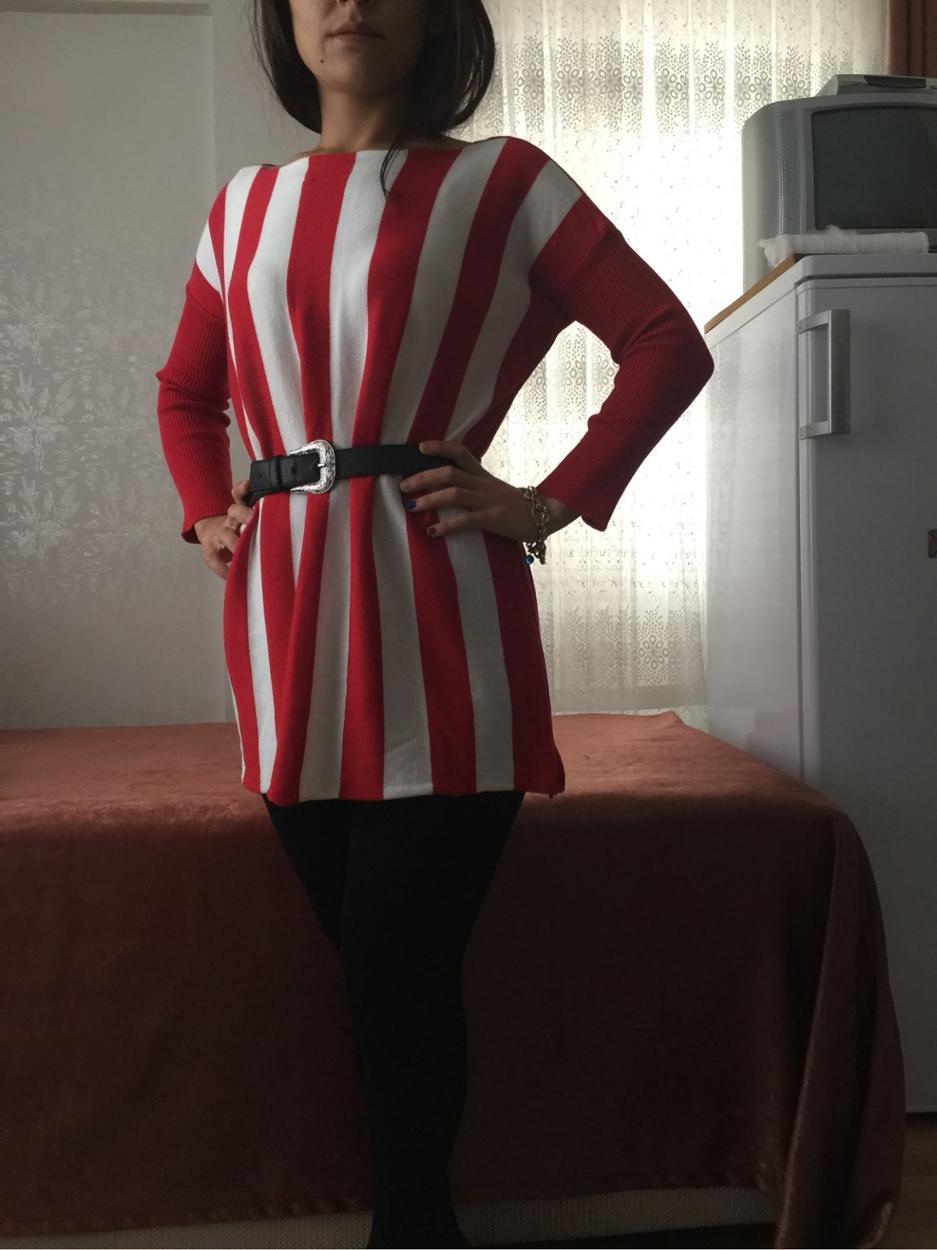 American Retro Günlük elbise