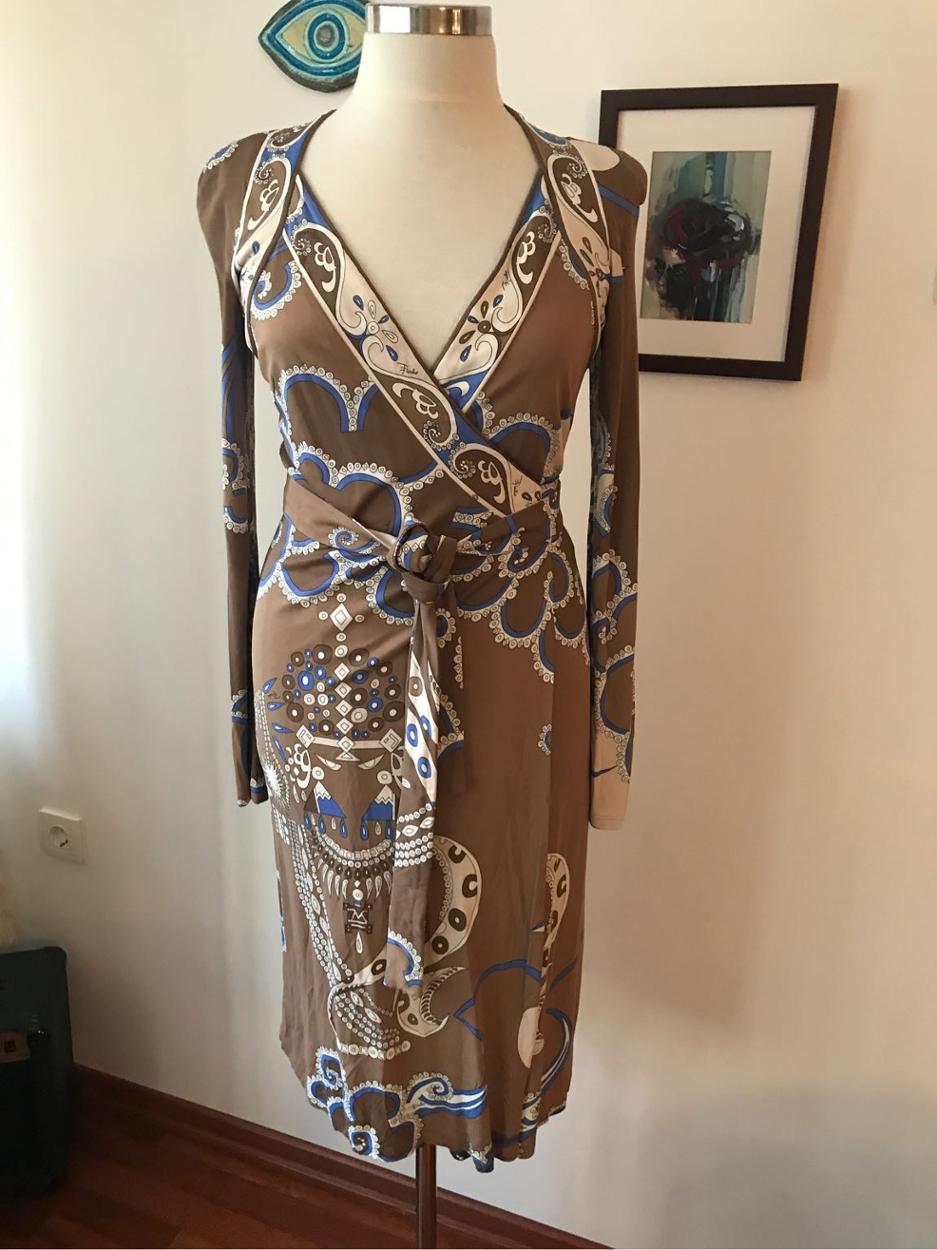 Emilio Pucci Günlük elbise