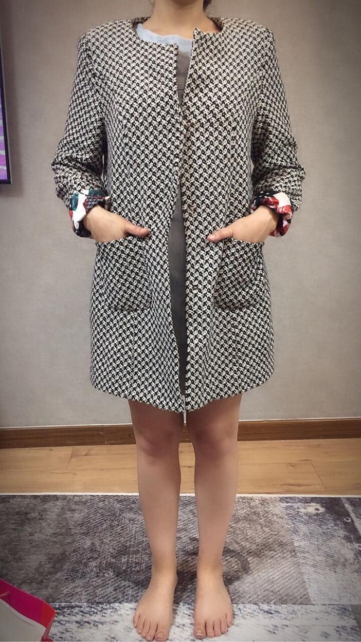 Nicole Farhi Kaban/Palto