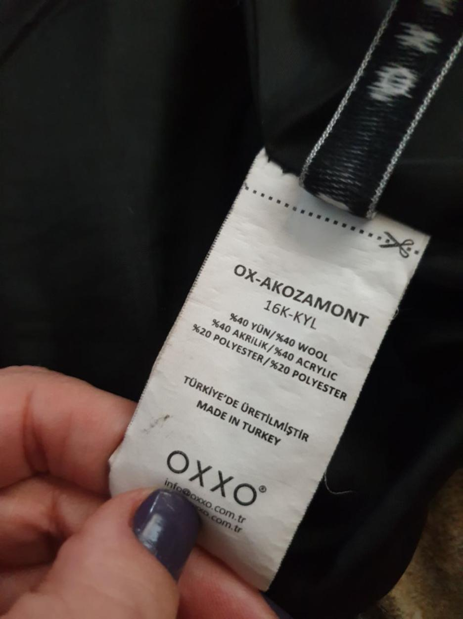 OXXO Kaban/Palto