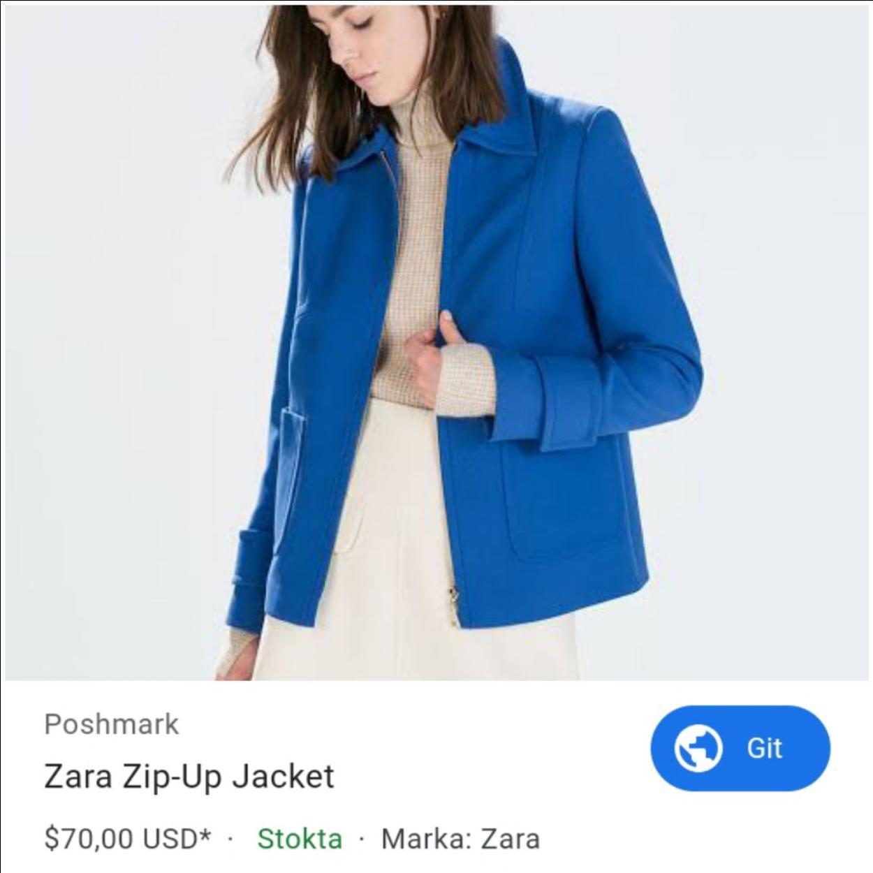 Zara Kaban/Palto