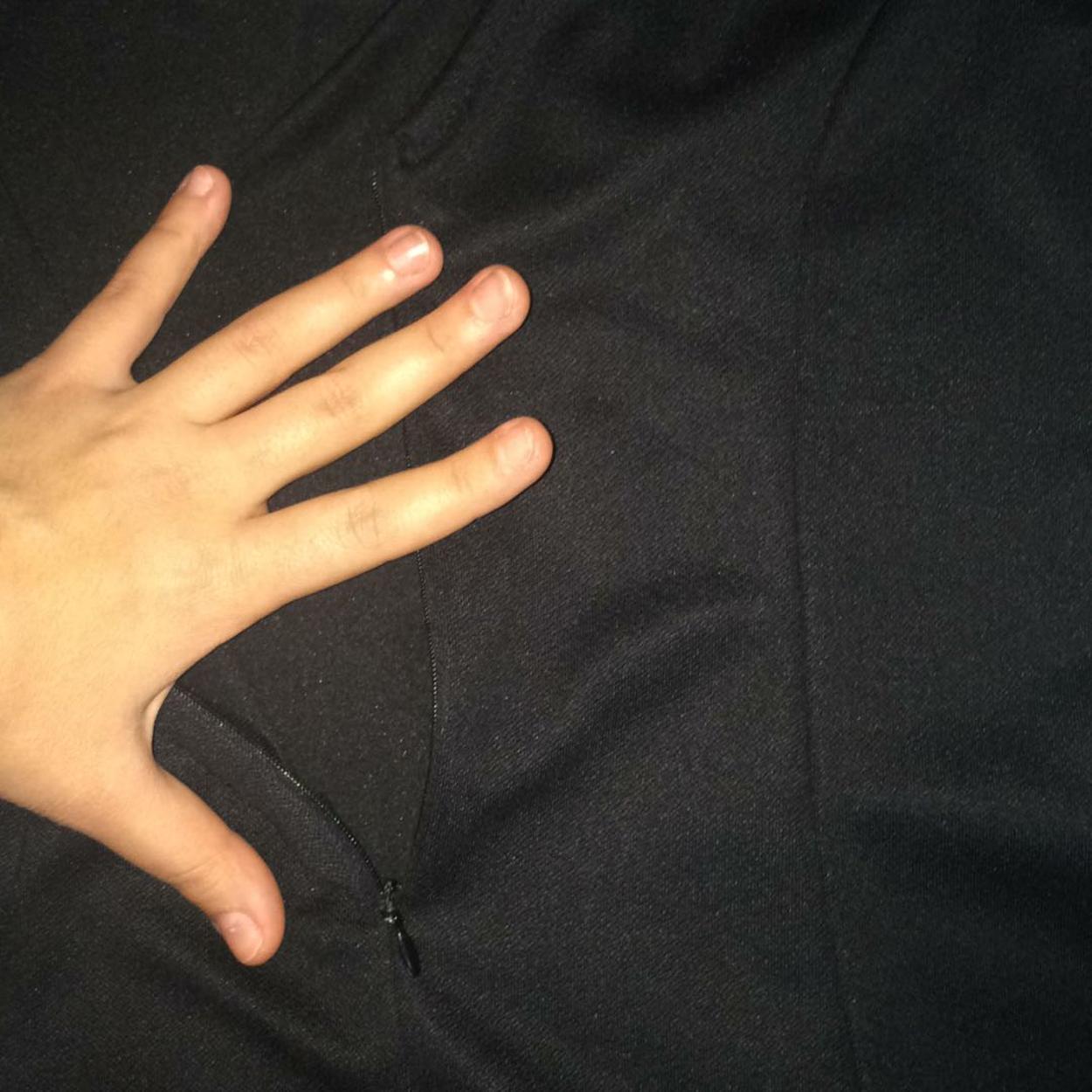 Dekolte Kısa elbise