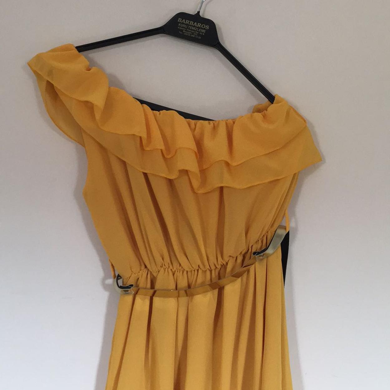 Tox Leather Kısa elbise