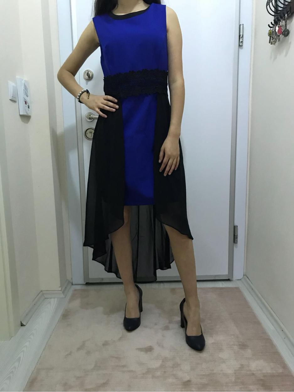 Diğer Kısa Elbise