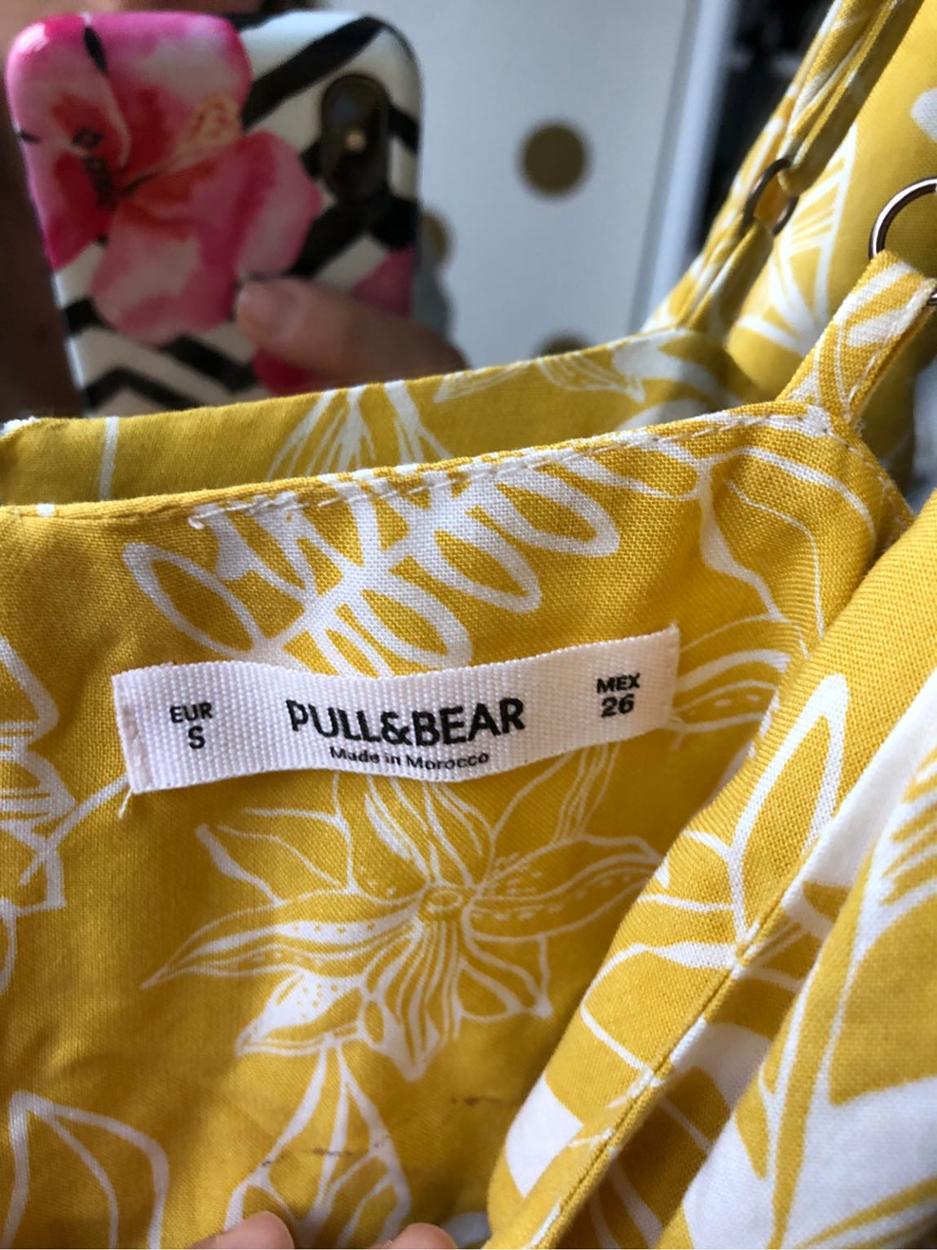 Pull & Bear Kısa elbise