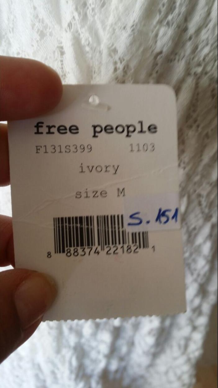 Free People Kısa etek