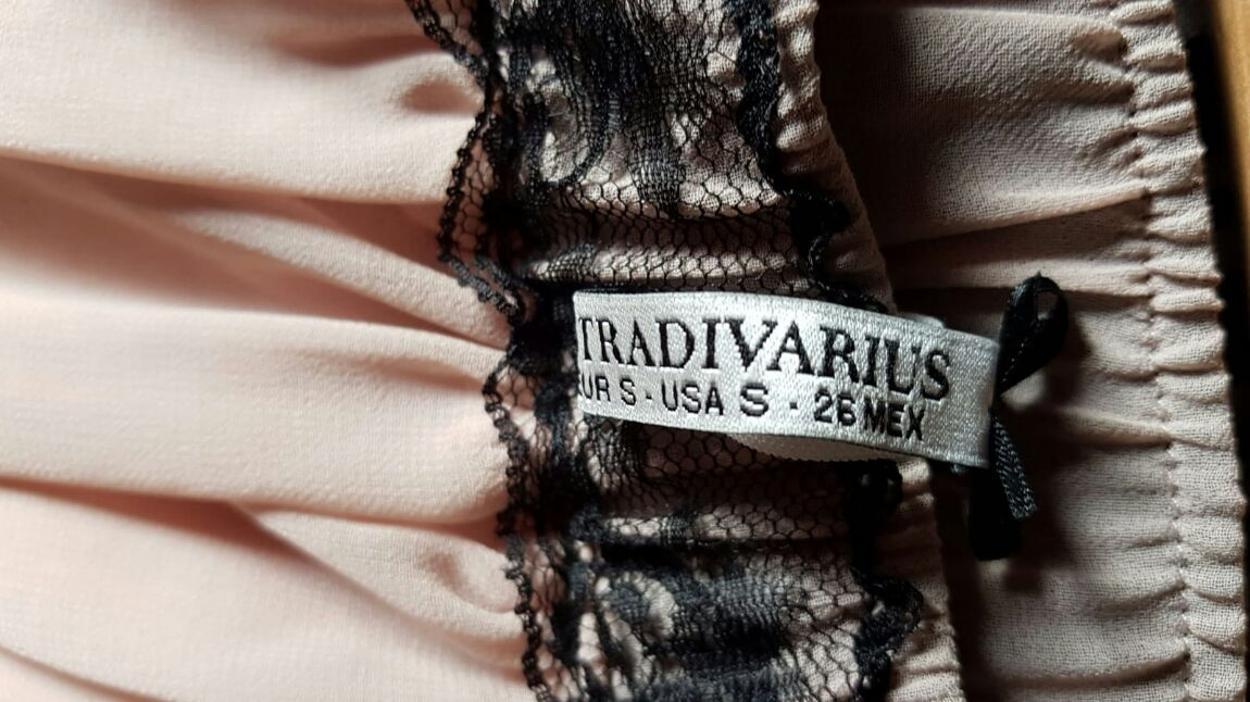 Stradivarius Kısa etek