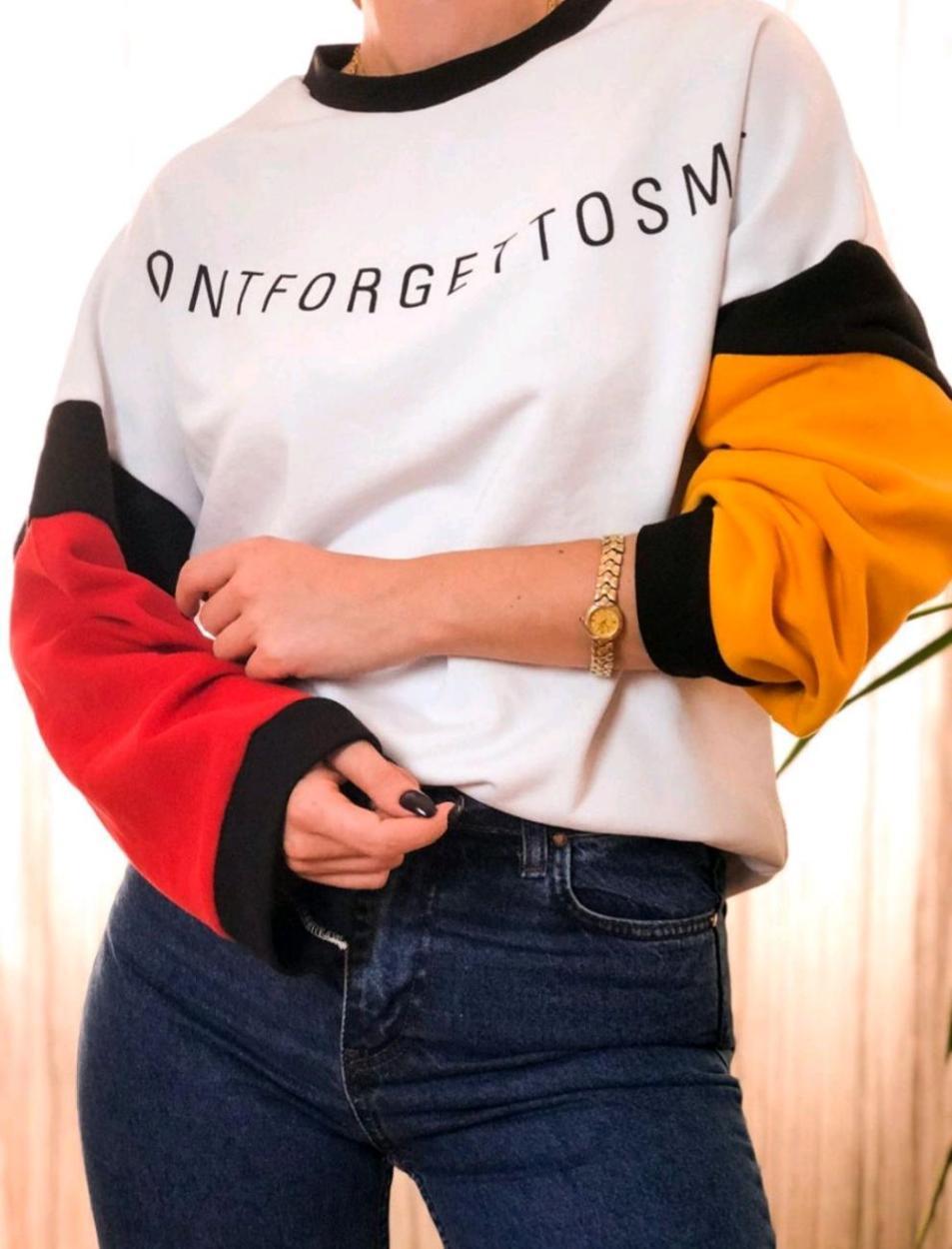 American Retro Sweatshirt