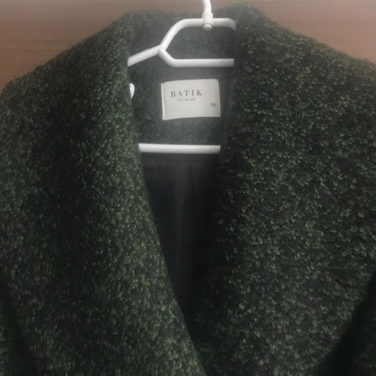 Batik Trençkot/Pardesü