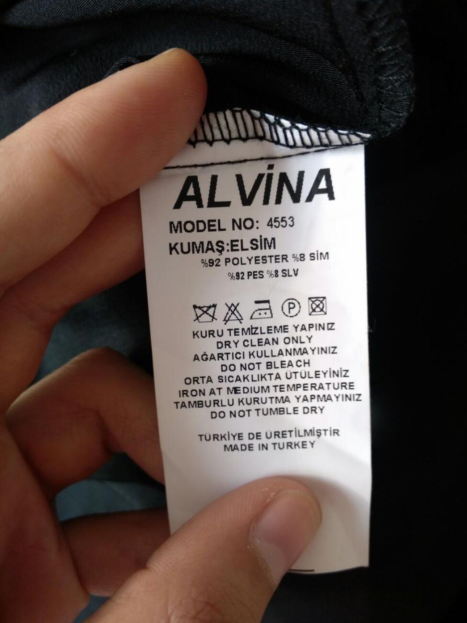 Alvina Tunik