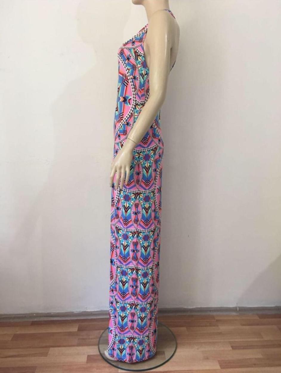 Mara Hoffman Uzun elbise