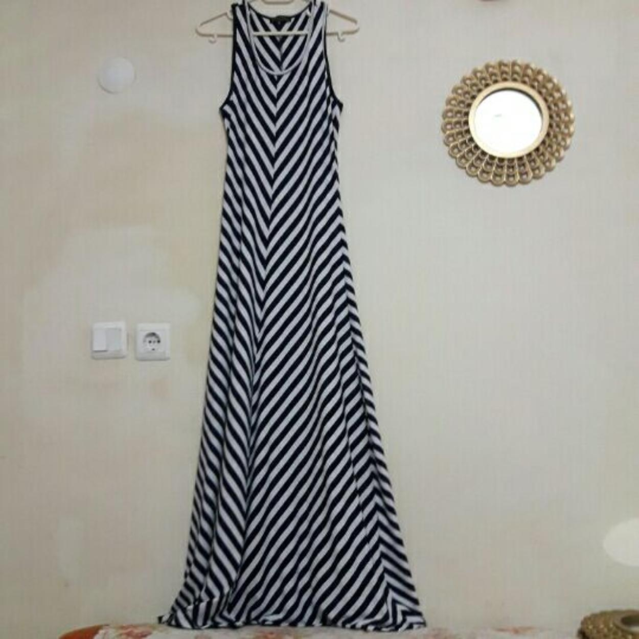 7 For All Mankind Uzun elbise