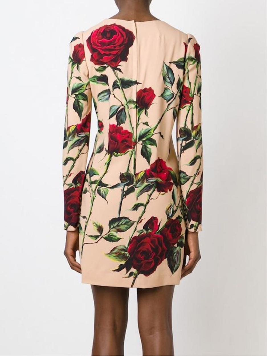 Dolce & Gabbana Uzun elbise