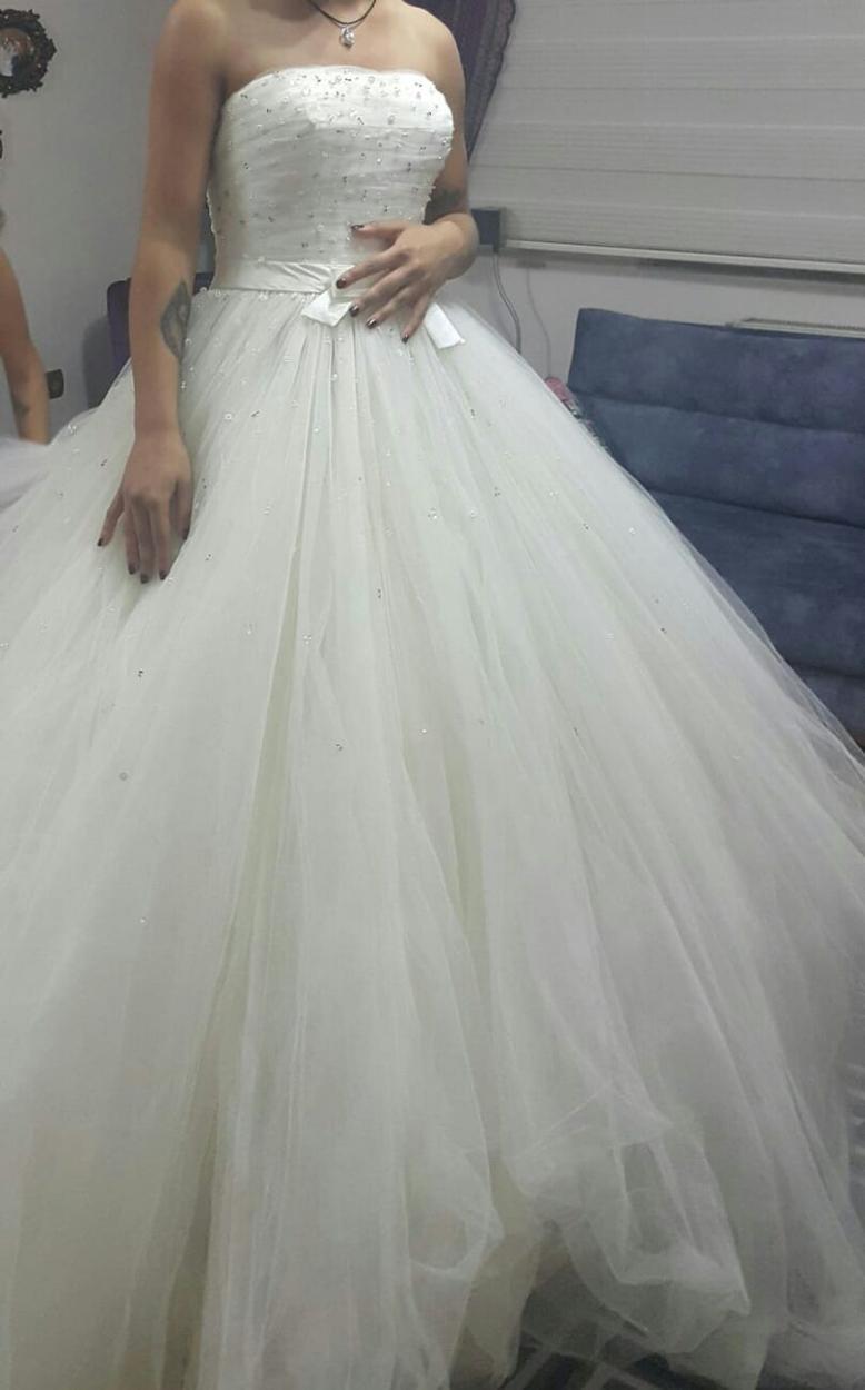 Zuhair Murad Uzun elbise