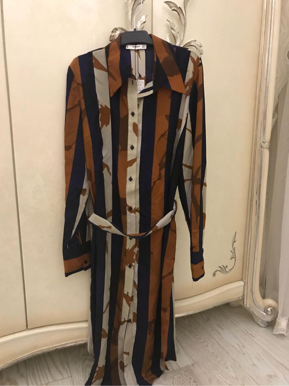 Mango Günlük Elbise