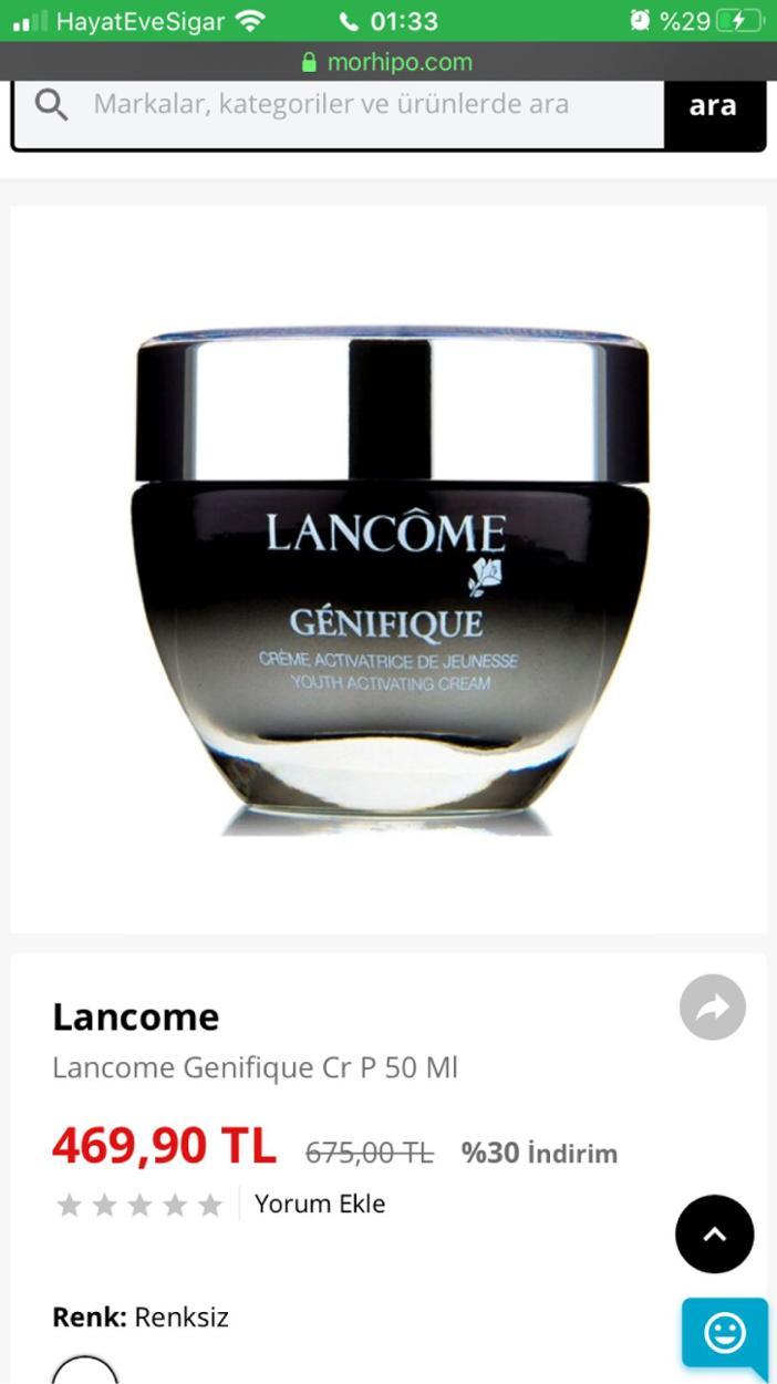 Lancome Diğer Cilt Bakım