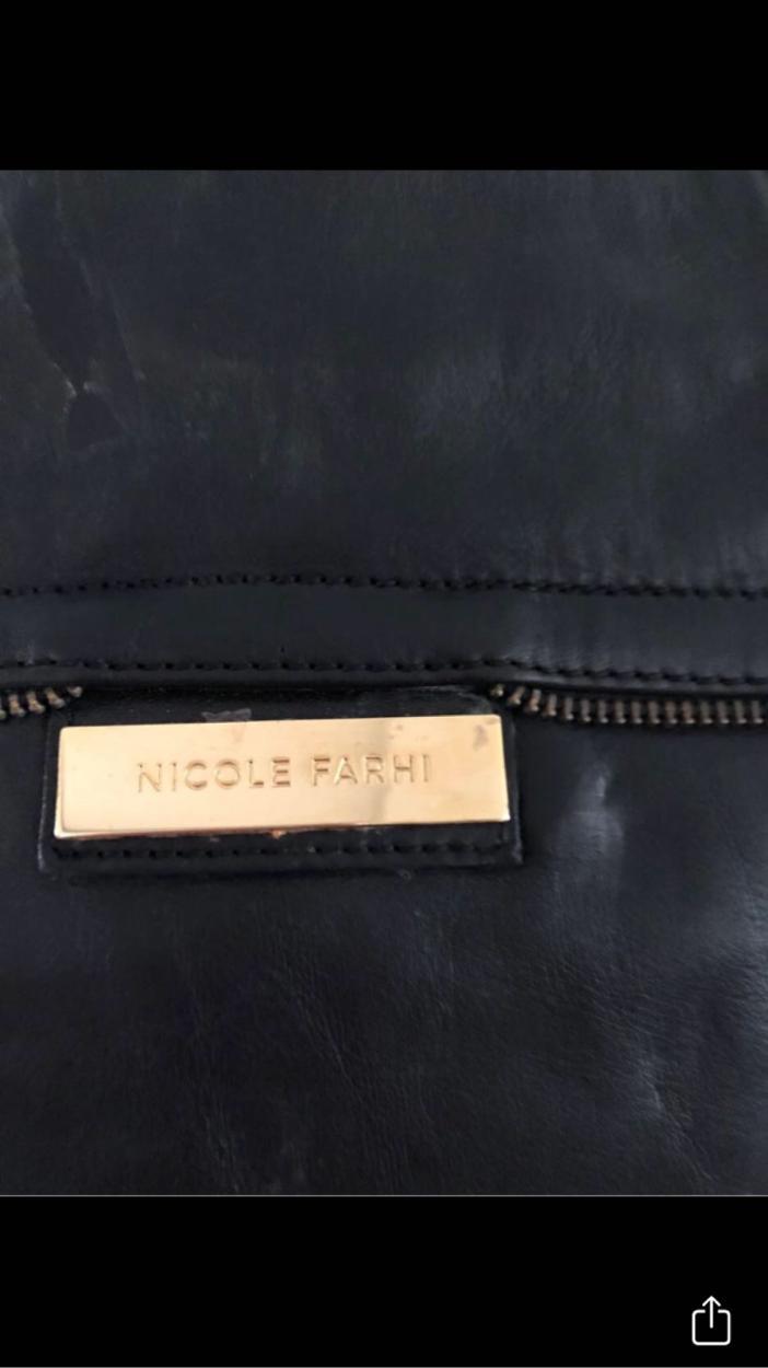 Nicole Farhi Askılı Çanta