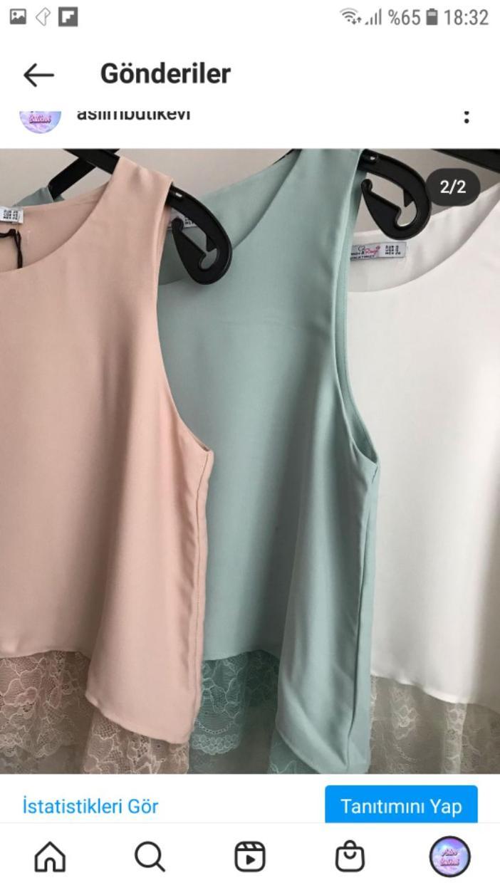 Cream&Rouge Bluz