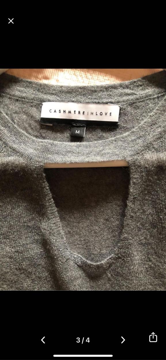Cashmere in Love Bluz