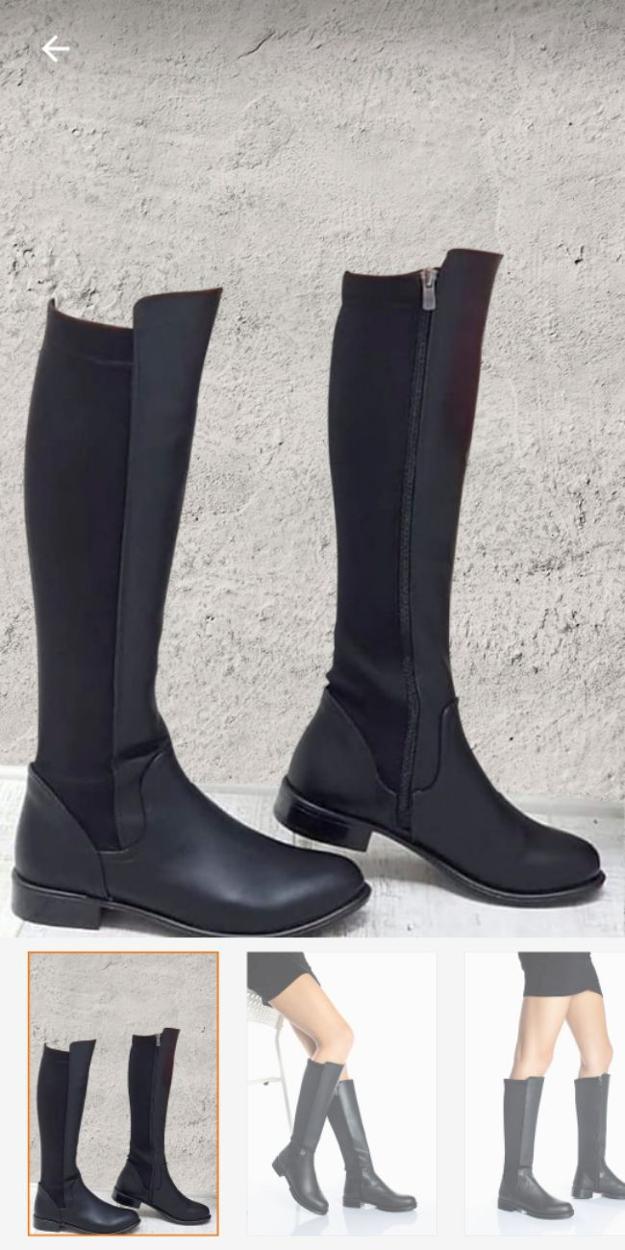 Derimod Çizme