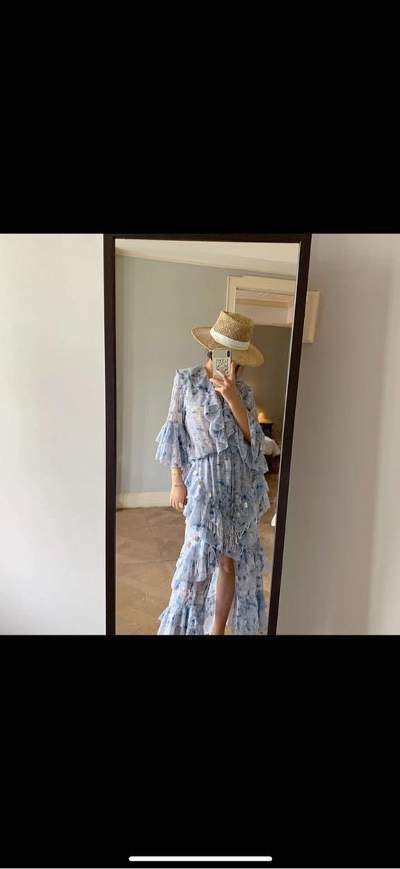 Self Portrait Günlük Elbise
